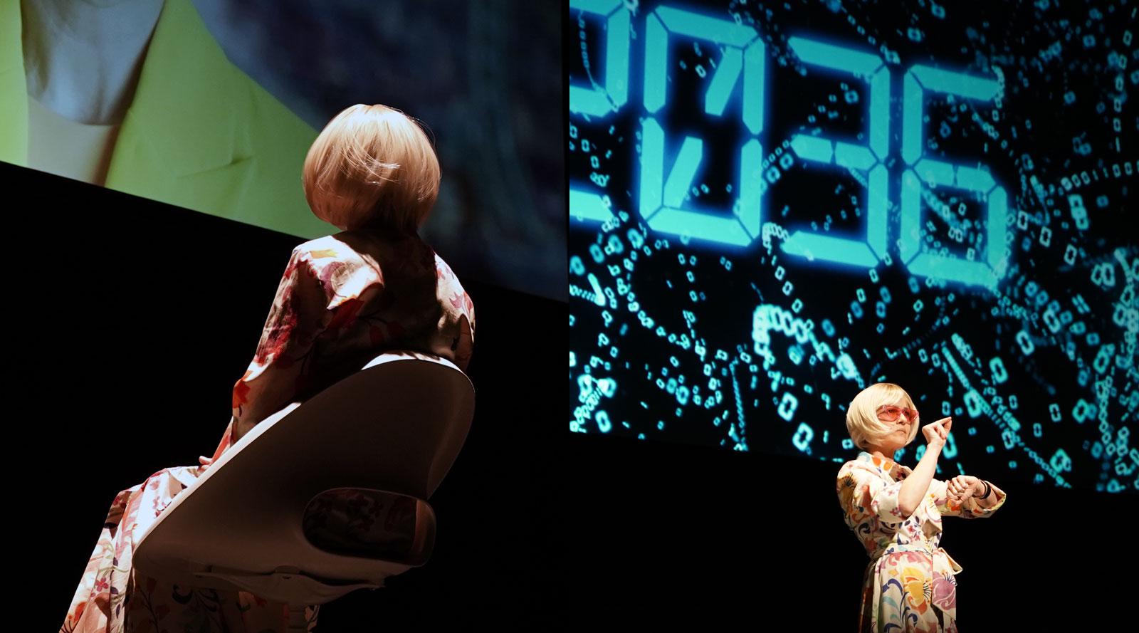 Producció audiovisual espectacle teatral per a Cambra de Terrassa